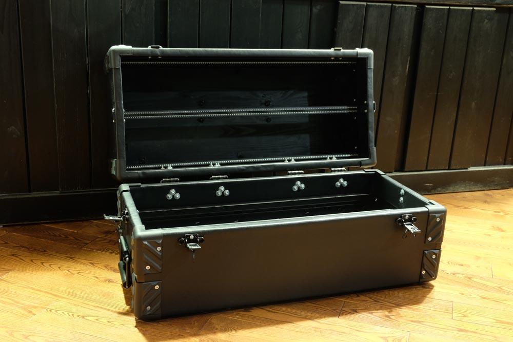 diy 126hp 12u custom eurorack synth flight case tips on modular synthesizers. Black Bedroom Furniture Sets. Home Design Ideas